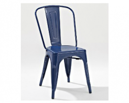 Resolution Blue Tolix Chair