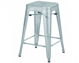 AAA Perforated Steel Mesh Tolix Bar Stool