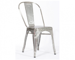 AAA Perforated Steel Mesh Tolix Chair