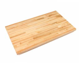 Any Size Beech Wood Butcher Block Table Tops
